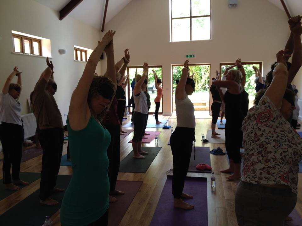 Yogathon In July 2015 Raised 900 For Local Charities In North London Enfield And N21 With