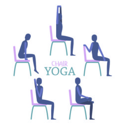 Online Chair Based Yoga