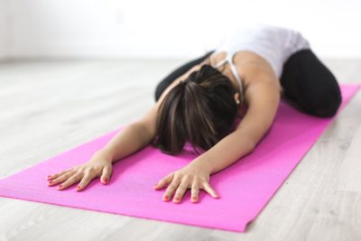 beginners and improvers yoga