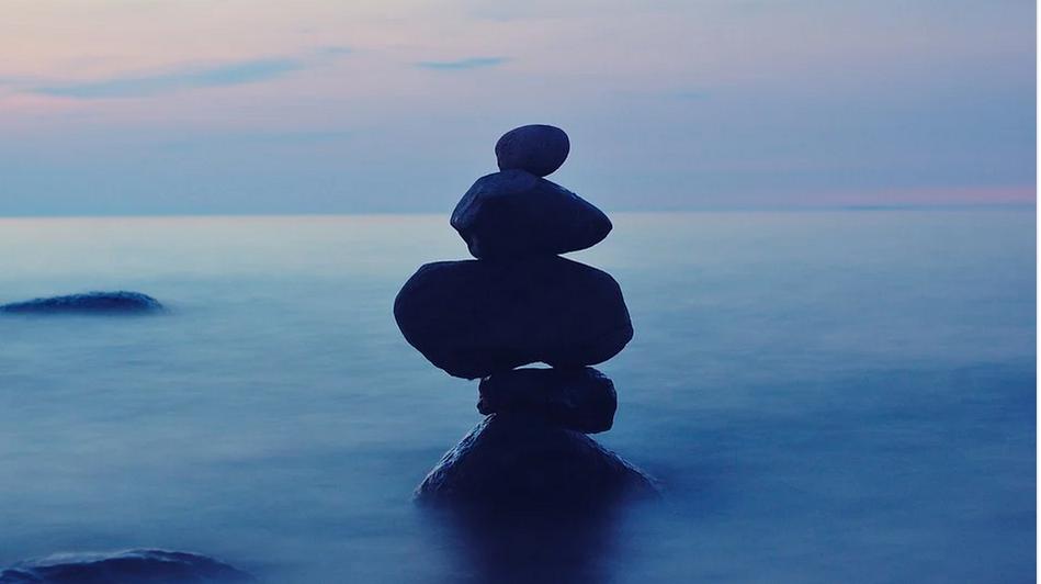 yoga stones