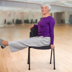 Online Chair Based Yoga